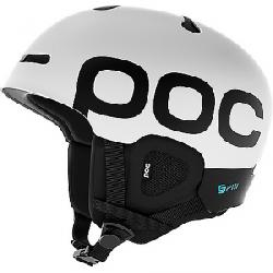 POC Sports Auric Cut Backcountry SPIN Helmet Hydrogen White