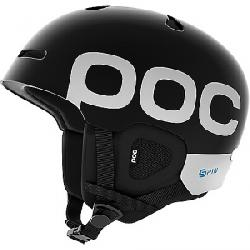 POC Sports Auric Cut Backcountry SPIN Helmet Uranium Black