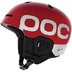 POC Sports Auric Cut Backcountry SPIN Helmet Bohrium Red