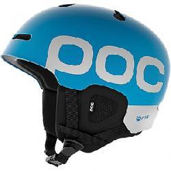 POC Sports Auric Cut Backcountry SPIN Helmet Radon Blue