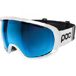POC Sports Fovea Clarity Comp Goggle Hydrogen White / Spektris Blue