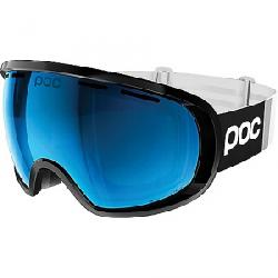 POC Sports Fovea Clarity Comp Goggle Uranium Black / Blue Mirror