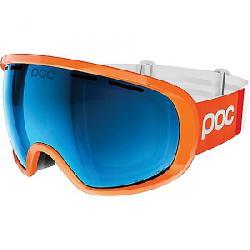 POC Sports Fovea Clarity Comp Goggle Zink Orange / Spektris Blue