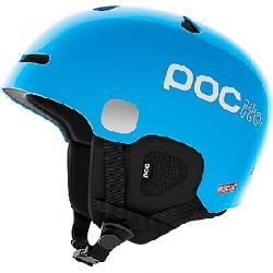 POC Sports Kids' POCito Auric Cut SPIN Helmet Fluorescent Blue