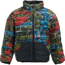 Burton Kid's Minishred Evergreen Insulator Jacket Neverending Story / True Black