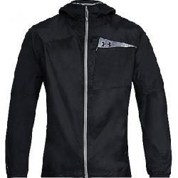 Under Armour Men's Scrambler Hybrid Jacket Black / Black / Graphite