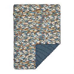 Rumpl Puffy Throw Printed Blanket Camo Print