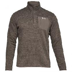Under Armour Men's Specialist 2.0 Henley Maverick Brown / Maverick Brown / Maverick Brown