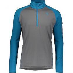 Scott USA Men's Defined Light Pullover Mykonos Blue / Iron Grey