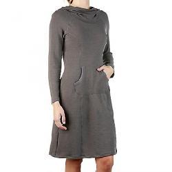 Stonewear Designs Women's Baha LS Dress Stone Heather
