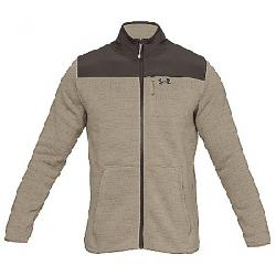 Under Armour Men's Specialist Full Zip 2.0 Top City Khaki / Maverick Brown / Maverick Brown