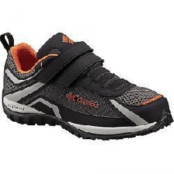 Columbia Kids' Conspiracy Shoe Dark Grey / Heatwave