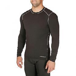 Hot Chillys Men's MTF4000 Crewneck Black