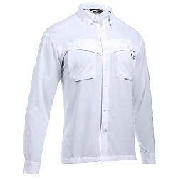 Under Armour Men's UA Tide Chaser LS Shirt White / Steel