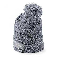 Under Armour Women's Graphic Pom Beanie Utility Blue / Washed Blue / Utility Blue