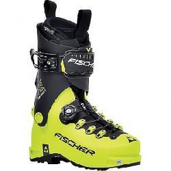 Fischer Travers Carbon Ski Boot Yellow/Black