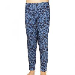 Hot Chillys Youth Midweight Print Bottom Glitch