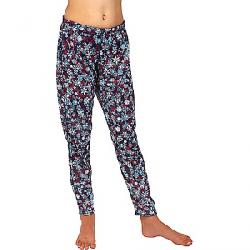 Hot Chillys Youth Midweight Print Bottom Snowflakes