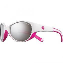 Julbo Kids' Lily Sunglasses White / Flourescent Pink / Spectron 3+