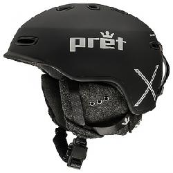 Pret Men's Cynic X Helmet Team Black