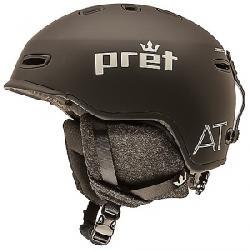 Pret Men's Cynic AT Helmet Team Black