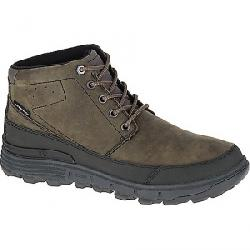 Cat Footwear Men's Drover Ice+ WP TX Boot Dark Gull Grey