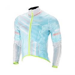 Capo Men's Pursuit Compatto Wind Jacket Clear