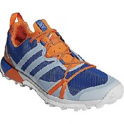 Adidas Men's Terrex Agravic Shoe Blue Beauty / Grey One / Orange