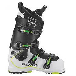 Roxa Men's R3s 130 Ski Boot White/Black/Black