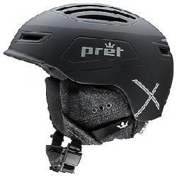 Pret Men's Cirque X Helmet Black