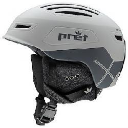 Pret Men's Cirque X Helmet Sea Salt