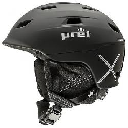 Pret Men's Refuge X Helmet Team Black