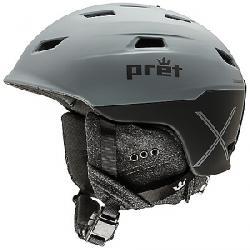 Pret Men's Refuge X Helmet Slate Grey