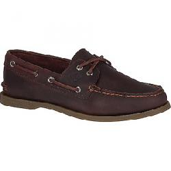 Sperry Men's Authentic Original 2-Eye Pullup Boat Shoe Brown