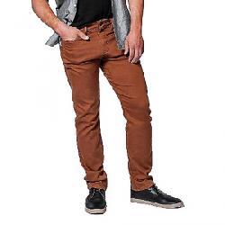 DU/ER Men's No Sweat Slim Fit Pant Rust