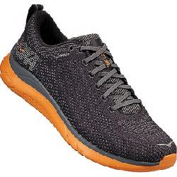 Hoka One One Men's Hupana Shoe Blackened Pearl / Kumquat