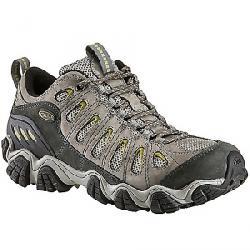 Oboz Men's Sawtooth Low Shoe Pewter