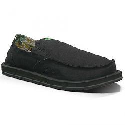 Sanuk Men's Pick Pocket Shoe Black