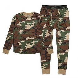 Brixton Men's Arment Underwear Set WOODLAND CAMO