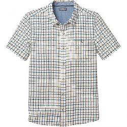 Toad & Co Men's Airlift SS Shirt Salt
