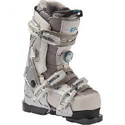 Apex Women's HP-L All Mountain Ski Boot White/Silver