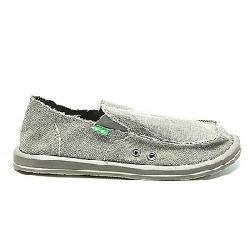 Sanuk Men's Vagabond Shoe Grey
