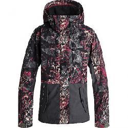 Roxy Women's Roxy Jetty Block Jacket Four Leaf Clover / Zebratree