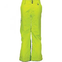 Obermeyer Teen Boys' Brisk Pant Green Flash