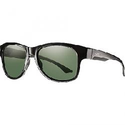 Smith Wayward ChromaPop+ Polarized Sunglasses Black / Polarized Grey Green