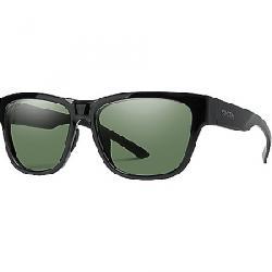 Smith Ember Polarized Sunglasses Black/Polarized Gray Green