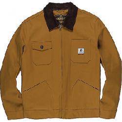 Element Men's Bronson Jacket gold brown
