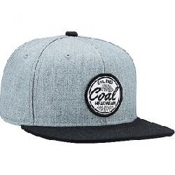 Coal Classic Cap Heather Grey