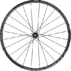 Mavic 29 Crossmax Pro Carbon Wheel Black
