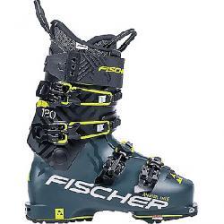 Fischer Ranger Free 120 Ski Boot Petrol/Black